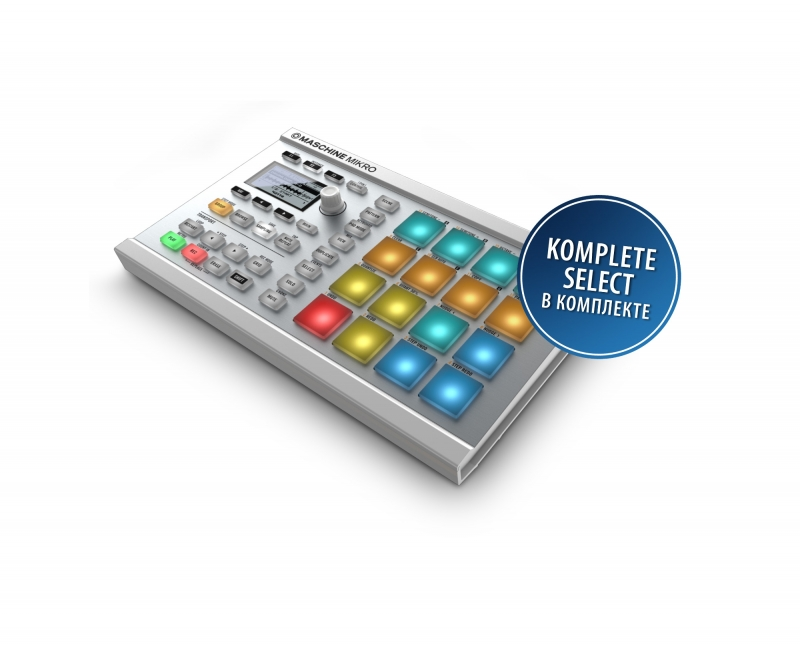 Native Instruments Maschine скачать